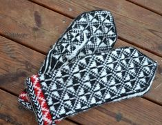 Ottovantar Knit Mittens, Mitten Gloves, Fair Isle Knitting, 2 Ply, Winter Accessories, Diy Projects To Try, Keep Warm, Ravelry, Knit Crochet