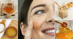 Mel com açúcar para esfoliar a pele faz mal. Dermatologista ensina a fórmula certa