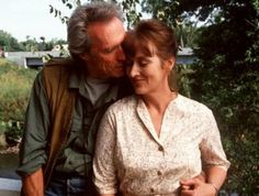 """""""It seems right now that all I've ever done in my life is making my way here to you."""" Robert Kincaid """"Bridges of Madison County"""""""