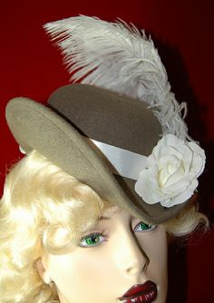 Green and White Driving Hat | Flickr - Photo Sharing!