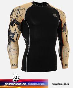 FIXGEAR CPD-B32 Compression Base Layer Shirt