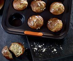 Magvas zabpelyhes muffin Recept képpel - Mindmegette.hu - Receptek