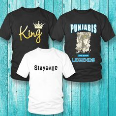 96e56e624 Buy #Men printed #tshirt Combo offer For #men Online From #Printingukaan #