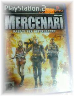 I mercenari - pagati per distruggere