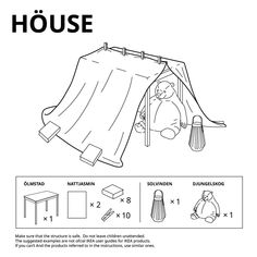 IKEA shares how to make six types of furniture fort during lockdown Types Of Furniture, Ikea Furniture, Furniture Making, Furniture Vintage, Furniture Design, Office Furniture, Bedroom Furniture, Homemade Forts, Blanket Forts
