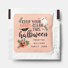 #affiliatelink #promo Cute Pumpkin & Ghost Blush Pink Halloween Favor Hand Sanitizer Packet #cute #ghost #bat #halloween #pumpkin #HandSanitizerPacket #halloweenfavors #halloweenparty #halloween #halloweenentertaining #zazzle Pink Halloween, Halloween Party Favors, Halloween Entertaining, Cute Pumpkin, Gift Tags Printable, Hand Sanitizer, 6 Years, Blush Pink, Gifts