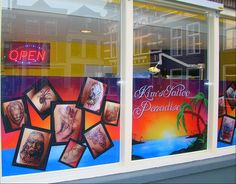 Kim's Tattoo Paradise | Professioneel artiest in tattoo's, piercings en permanente make-up in Kampen