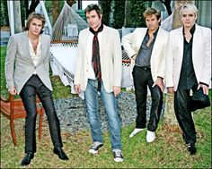 Welcome to the Duran Duran Timeline Picture Gallery Here is a small but unique selection of photographs of the band starting from the very early days John Taylor, Roger Taylor, Nick Rhodes, Simon Le Bon, Birmingham, Fab Five, New Wave, Amazing Songs, Love Affair