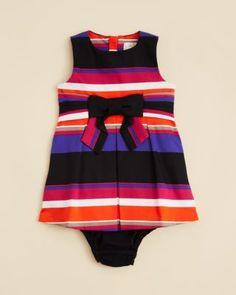 kate spade new york Infant Girls' Jillian Dress & Bloomers Set - Sizes 6-24 Months   Bloomingdale's