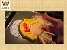 Lalaloopsy Cookie Decorating Tutorial