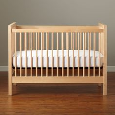 Andersen Crib (Maple) | The Land of Nod