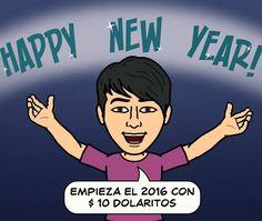 Reto por año nuevo: ¡Comenta y gana! (otra vez)