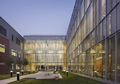 Elgin Community College, Health And Life Sciences Building (Building A) | Architect Magazine | Kluber Inc., Elgin, IL, USA, Education, New Construction, Other, Modern, LEED Silver, Other 2013, Other 2014