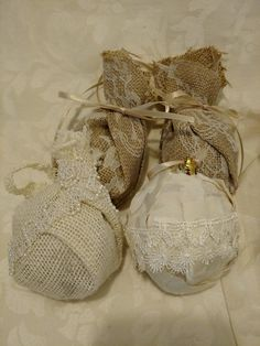 Hey, I found this really awesome Etsy listing at https://www.etsy.com/listing/256322759/shabby-chic-christmas-burlap-ball