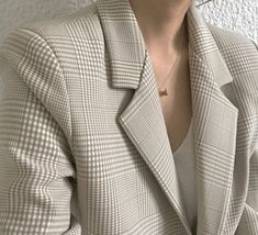 korean fashion beige outfits ulzzang girl kfashion blazer 얼짱 work formal clothes street occasion aesthetic soft minimalistic kawaii cute g e o r g i a n a : c l o t h e s Summer Dress Outfits, Chic Outfits, Fashion Outfits, Womens Fashion, Fashion Fashion, Trent Coat, Blazers, Street Style, Plaid Blazer