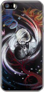 #art #illustration #surreal #drawing #edrawings38 #love #kiss #phonecase #thekase