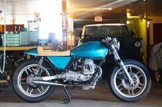 Moto Guzzi V50 Mk3 Cafe   Steve   Flickr
