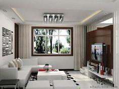 Decorating Small Living Spaces modern minimalist apartment living room design ideas 2017