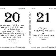 Calendario Filosofico Frase Di Oggi.Il Calendario Filosofico Calendariofilos Su Pinterest