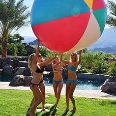 GoFloats Giant Inflatable Beach Ball 6