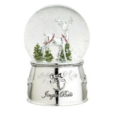 #Christmas Snow Globes | Fun & Fashionable Home Accessories And Decor