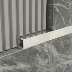 Border profile used as a feature between tiles.