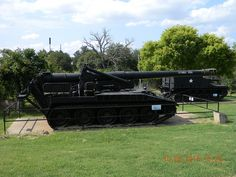 """45th Infantry Division Museum Oklahoma City, Oklahoma M110A2 8"""" Self Propelled Howitzer"""