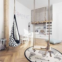"""668 Likes, 60 Comments - 3 Little Crowns (@3.little.crowns) on Instagram: """"Nighty night everyone. Leaving you with this amazing playroom featuring our fun, fabulous and…"""""""