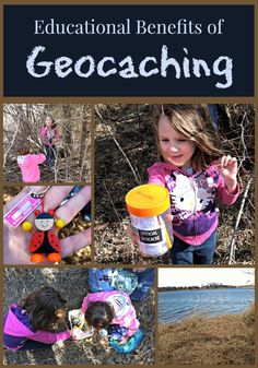 Educational Benefits of Geocaching. A fun activity that gets you outside, moving, and learning about nature.