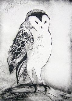 Ink Prints - Sara Paxton Artworks