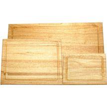 Walmart: Farberware 3-Piece Hardwood Cutting Board Set $15.97