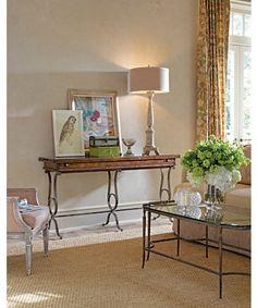 Stanley Furniture » ArrondissementFlip Top Console Table