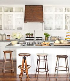 34 Great Ideas For Kitchen Islands