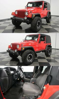 2006 Jeep Wrangler, Fuel Injection, Modern Classic, Offroad, Monster Trucks, Off Road