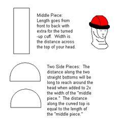 eb07bdad07c Pattern for a hat -  Bridget Griffin-Bales. Cathy McKenzie