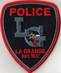 La Grange PD TX