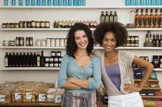 Grants for women-owned and  minority-owned businesses are funded primarily by the private sector.