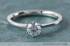"InLumen Ring ""Sydney"" Platin  | 151117 02 Sydney, Engagement Rings, Jewelry, Brilliant Diamond, Stud Earrings, Ring, Enagement Rings, Wedding Rings, Jewlery"