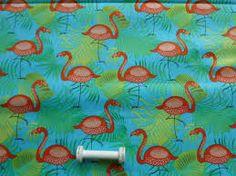 Afbeeldingsresultaat voor stof flamingo