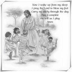 Morning Children's Prayer