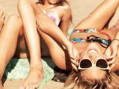 Waterproof Beach Makeup Tutorials
