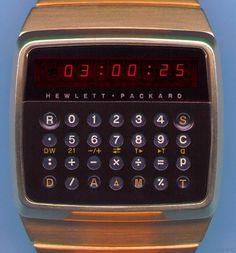 The Gadget We Miss: The Calculator Watch — People & Gadgets — Medium