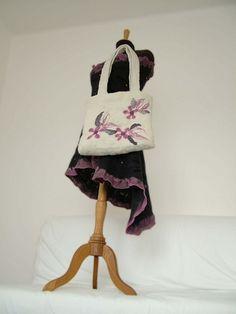 Handbag, nunofelting | Flickr - Photo Sharing!