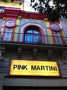 Pink Martini - Bataclan