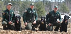 NHFG Canine Search & Rescue Program