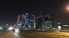 #Doha #WestBay #West #Bay #Qatar #Architecture #Travel