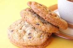 Crave Chocolate Chip Cookies by kellylovescupcakes, via Flickr