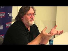 One of the Founders of Valve talks about the unique business model and level of success.    Gabe Newell: Reflections of a Video Game Maker