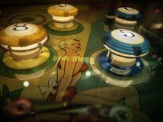 Marble Queen - pinball detail