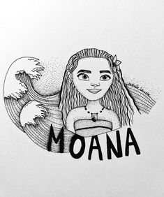 Moana, Darth Vader, Fictional Characters, Pointillism, Fantasy Characters